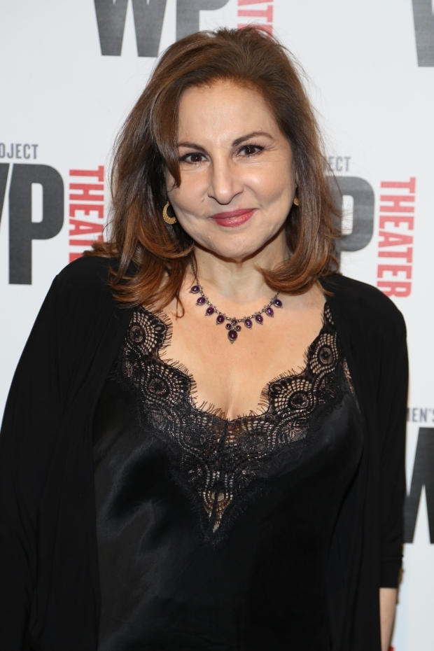 <p>Kathy Najimy is known for starring in <em>Sister Act</em> and <em>Hocus Pocus</em>.</p><br />(© Tricia Baron)