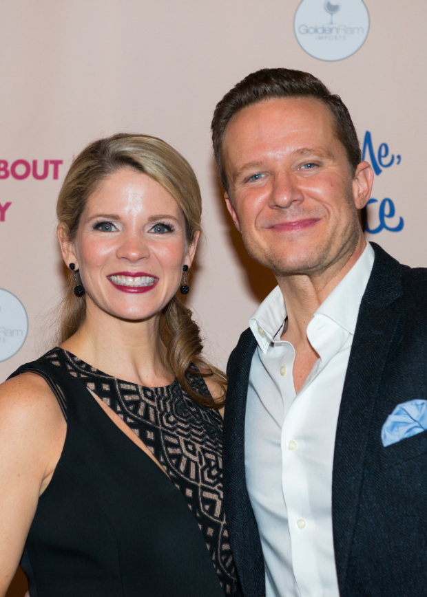 <p>Kelli O&#39&#x3B;Hara and Will Chase led the cast of <em>Kiss Me, Kate</em>.</p><br />(© Allison Stock)