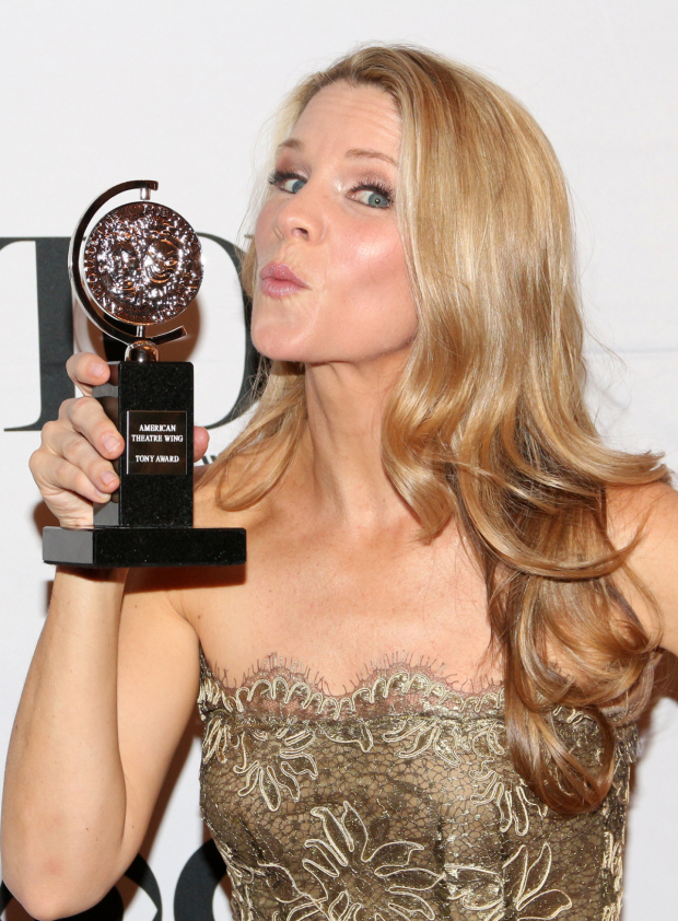 <p>Kelli O&#39&#x3B;Hara — Best Leading Actress in a Musical, <em>The King and I</em>.</p><br />(© David Gordon)
