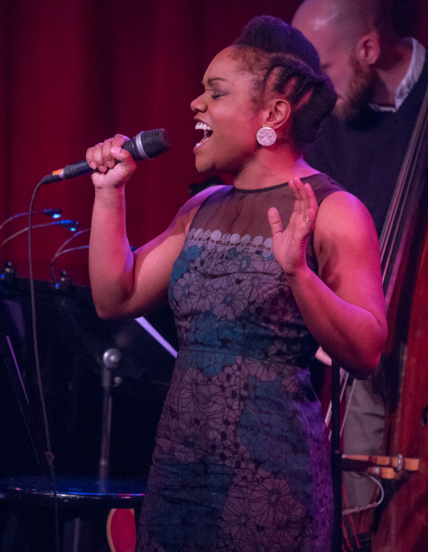 <p>Kenita Miller brought down the house with &quot&#x3B;God Bless the Child.&quot&#x3B;</p><br />(© Seth Walters)