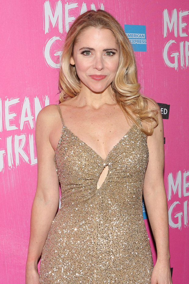 <p>Kerry Butler takes on the roles of Ms. Norbury, Mrs. George, and Mrs. Heron.</p><br />(© David Gordon)