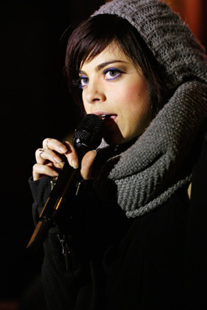 <p>Krysta Rodriguez plays Ana Vargas.</p><br />(© Cindy Ord/Getty Images)