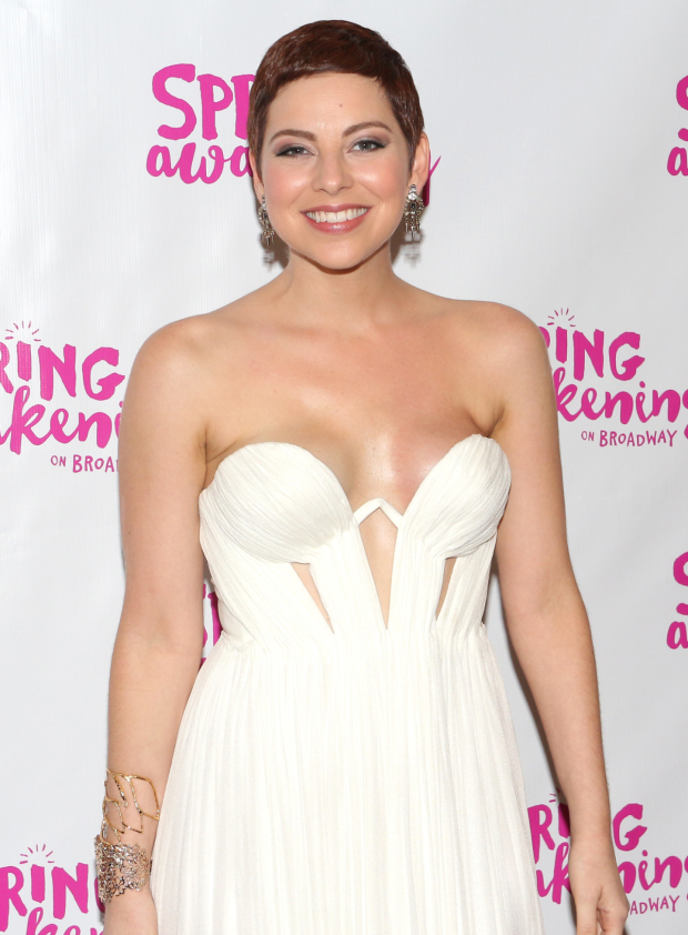 <p>Krysta Rodriguez takes on the role of Ilse, a character she understudied in the original Broadway production of <em>Spring Awakening</em>.</p><br />(© David Gordon)