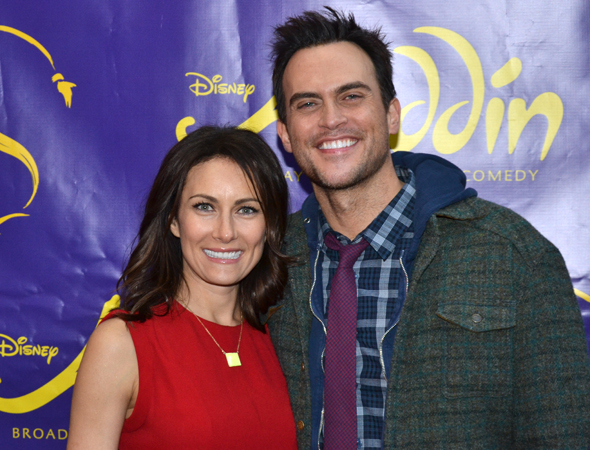 <p>Laura Benanti and Cheyenne Jackson will star in the Encores! production of <em>The Most Happy Fella</em> at the beginning of April.</p><br />(© David Gordon)