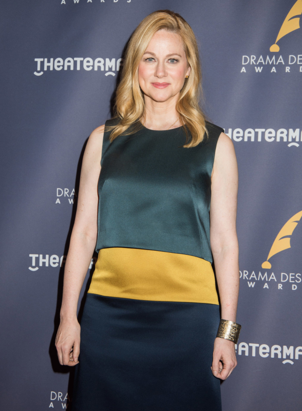 <p>Laura Linney, nominee for <em>The Little Foxes</em>.</p><br />(© Monica Simoes)