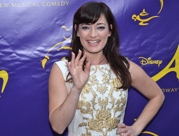 <p>Laura Michelle Kelly originated the role of Mary Poppins for Disney on London&#39&#x3B;s West End and later played her on Broadway.</p><br />(© David Gordon)