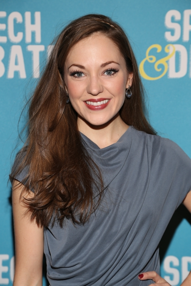<p>Laura Osnes stars in <em>Bandstand</em>, opening soon at Broadway&#39&#x3B;s Bernard B. Jacobs Theatre.</p><br />(© Tricia Baron)
