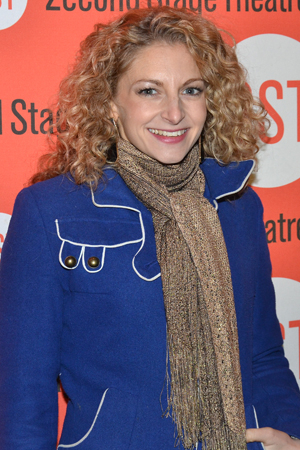 <p>Lauren Molina recently appeared in Second Stage Theatre&#39&#x3B;s production of the musical <em>Nobody Loves You</em>.</p><br />(© David Gordon)