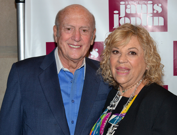 <p>Legendary songwriter Mike Stoller and his wife, Corky Hale Stoller, are among the evening&#39&#x3B;s producers.</p><br />(© David Gordon)