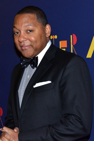 <p>Legendary trumpeter Wynton Marsalis handpicked the members of <em>After Midnight</em>&#39&#x3B;s Jazz at Lincoln Center All-Stars orchestra.</p><br />(© David Gordon)