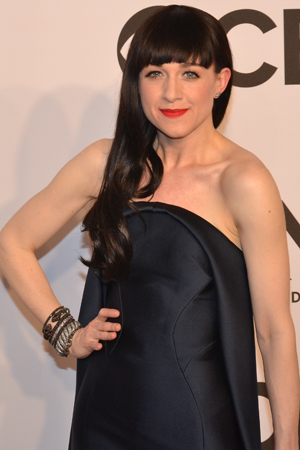 <p>Lena Hall won the Tony Award for Best Supporting Actress in a Musical for her performance in <em>Hedwig and the Angry Inch</em>.</p><br />(© David Gordon)