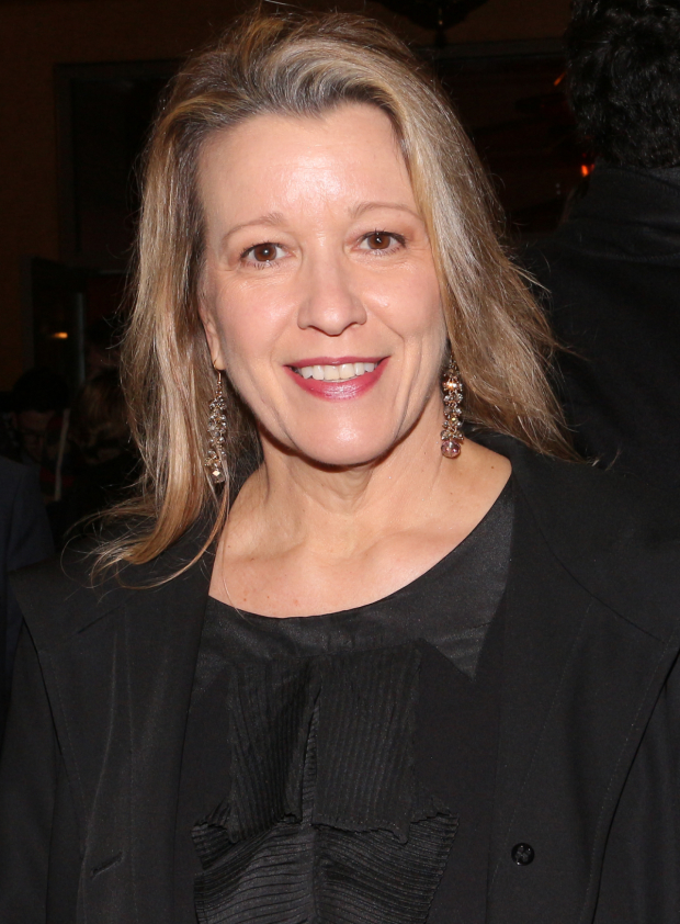 <p>Linda Emond is a Roundabout veteran, who received a Tony nomination for her performance in the organization&#39&#x3B;s recent revival of <em>Cabaret</em>.</p><br />(© David Gordon)