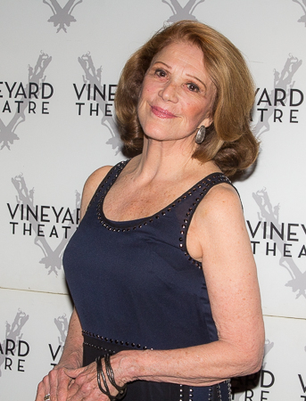 <p>Linda Lavin is happy to be back in New York doing what she does best.</p><br />(© Seth Walters)