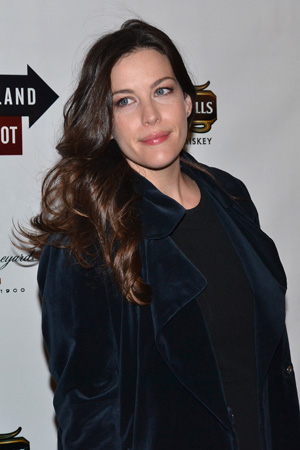 <p>Liv Tyler costarred with Ian McKellen in the <em>Lord of the Rings</em> film series.</p><br />(© David Gordon)