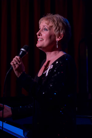 <p>Liz Callaway sings &quot&#x3B;The Story Goes On.&quot&#x3B;</p><br />(©Seth Walters)