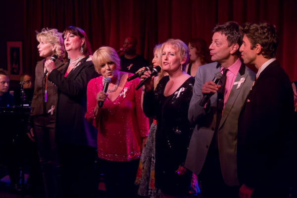 <p>Lorna and her cast close the show with &quot&#x3B;I Made It Through the Rain.&quot&#x3B;</p><br />(©Seth Walters)