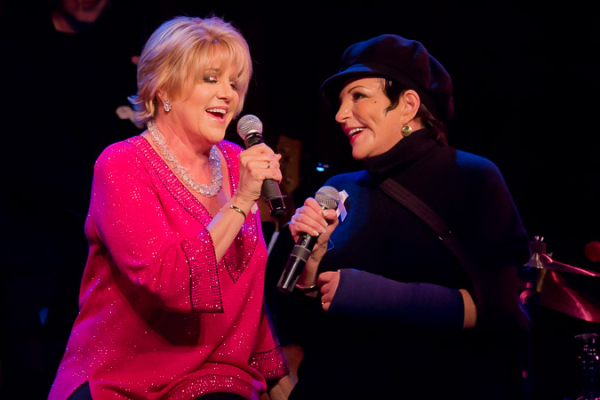 <p>Lorna Luft sings a beautiful duet with her sister Liza Minnelli. </p><br />(© Seth Walters)