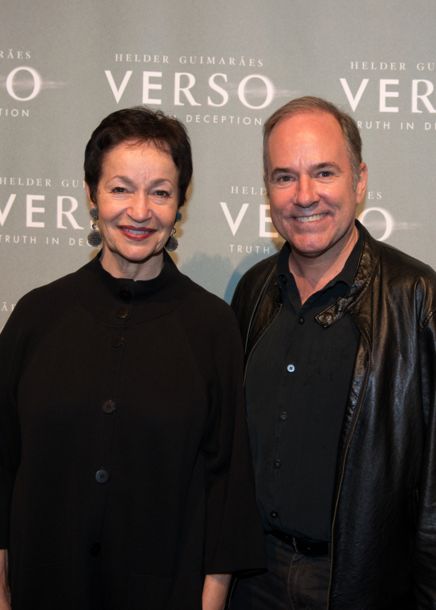 <p>Lynn Ahrens and Stephen Flaherty will see their new musical <em>Anastasia</em> on Broadway this spring.</p><br />(© Allison Stock)