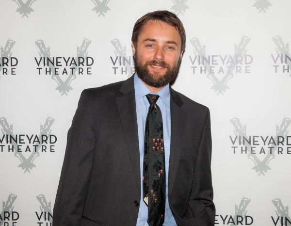 <p><em>Mad Men</em>&#39&#x3B;s Vincent Kartheiser, seen this past season as Billy Wilder in the Vineyard&#39&#x3B;s <em>Billy &amp&#x3B; Ray</em>, offers a warm smile.</p><br />(© Seth Walters)