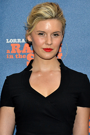 <p>Maggie Grace last appeared on the New York stage in <em>Picnic</em> in 2013.</p><br />(© David Gordon)