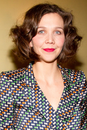 <p>Maggie Gyllenhaal, <em>The Village Bike</em> at the Lucille Lortel Theatre.</p><br />(© Tristan Fuge)
