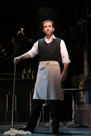 <p>Malcolm Gets joins the cast as Bob, straight from his Broadway run this past season in the Ethan Hawke-led production of <em>Macbeth</em>.</p><br />(© Joan Marcus)