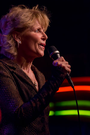 <p>Marcia Strassman is a fellow breast-cancer survivor.</p><br />(©Seth Walters)