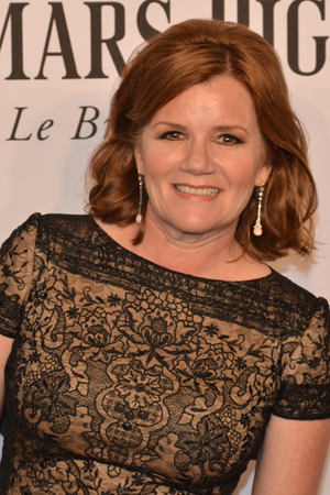 <p>Mare Winningham joins the Tony celebration as a Featured Actress in a Play nominee for her performance in <em>Casa Valentina</em>.</p><br />(© David Gordon)