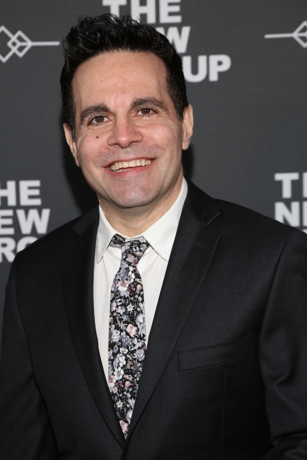 <p>Mario Cantone hosted the New Group&#39&#x3B;s 2017 gala.</p><br />(© Tricia Baron)