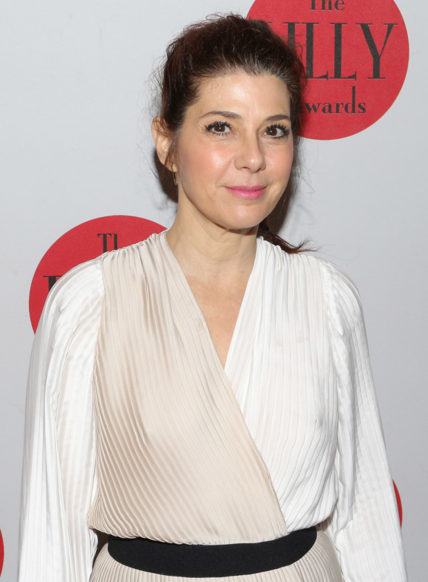 <p>Marisa Tomei arrives for the Lilly Awards.</p><br />(&copy&#x3B; David Gordon)