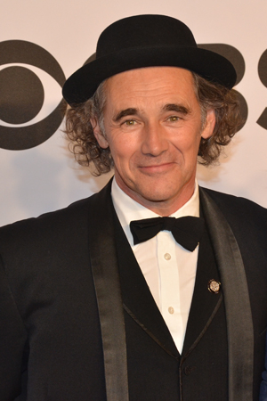 <p>Mark Rylance earned two nods this year for his double-billing of Shakespeare&#39&#x3B;s <em>Twelfth Night</em> and <em>Richard III</em>, winning the trophy for his gender-bending Olivia. </p><br />(© David Gordon)