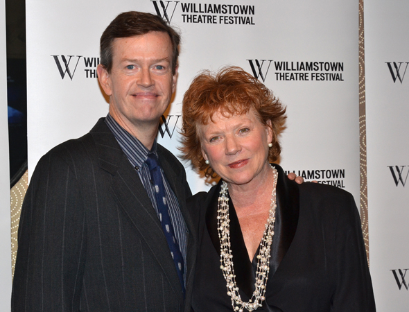 <p>Married actors Dylan Baker and Becky Ann Baker are ardent supporters of Williamstown Theatre Festival.</p><br />(© David Gordon)