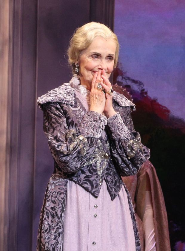 <p>Mary Beth Peil stars as Dowager Empress.</p><br />(© David Gordon)