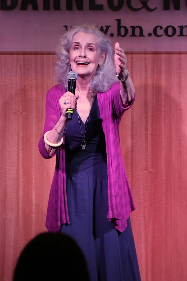 <p>Mary Beth Peil stars as Dowager Empress.</p><br />(© Tricia Baron)
