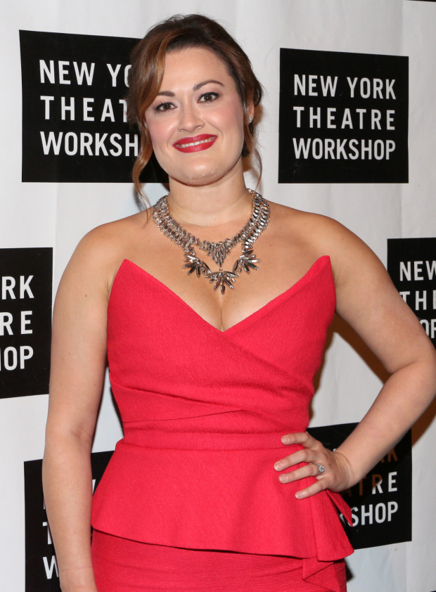 <p><em>Mary Poppins</em> star Ashley Brown flew around a Bob Crowley design at Broadway&#39&#x3B;s New Amsterdam Theatre.</p><br />(© David Gordon)