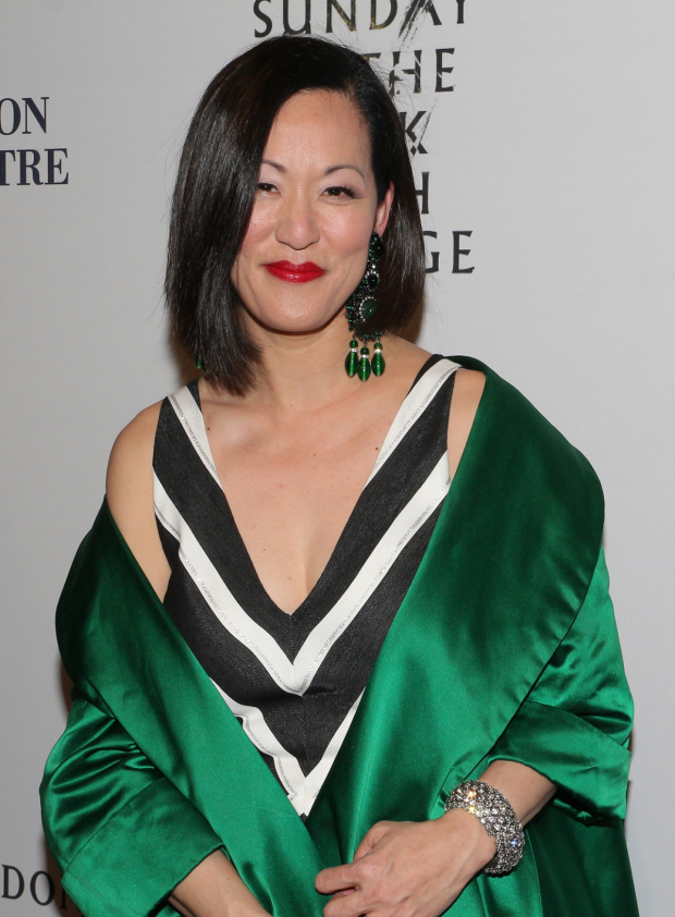 <p>MaryAnn Hu appears in the production&#39&#x3B;s ensemble.</p><br />(© David Gordon)