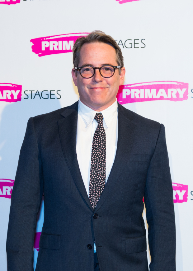 <p>Matthew Broderick&#39&#x3B;s has appeared in Horton Foote works including <em>The Widow Claire</em>.</p><br />(© Allison Stock)