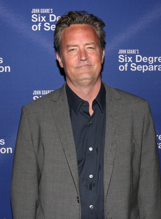 <p>Matthew Perry&#39&#x3B;s <em>The End of Longing</em> begins performances at the Lucille Lortel on May 18.</p><br />(© David Gordon)