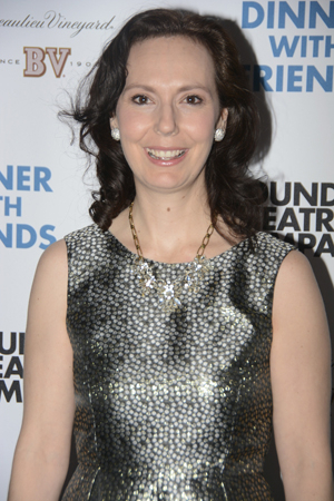 <p>Meg MacCary understudies both Heather Burns and Marin Hinkle for Roundabout&#39&#x3B;s <em>Dinner With Friends</em>.</p><br />(© Nessie Nankivell)
