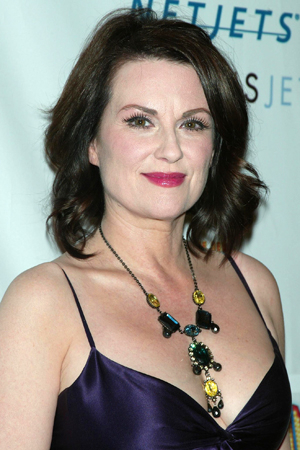 <p>Megan Mullally, <em>Annapurna</em> at the Acorn Theatre at Theater Row.</p><br />(© Joseph Marzullo)