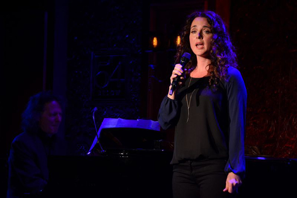 <p>Melissa Errico brings her acclaimed concert back to 54 Below, April 22-26.</p><br />(© Nessie Nankivell)