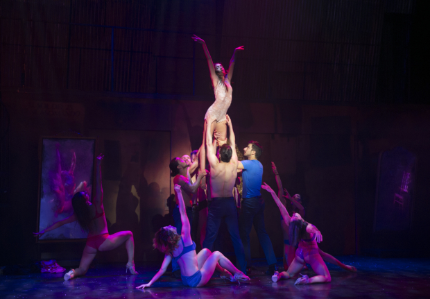 <p>Micaela Spina plays the title role in <em>Arrabal</em>.</p><br />(© Evgenia Eliseeva)