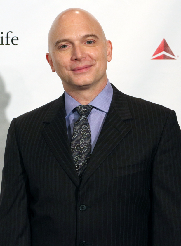 <p>Michael Cerveris — <em>Fun Home</em></p><br />(© David Gordon)
