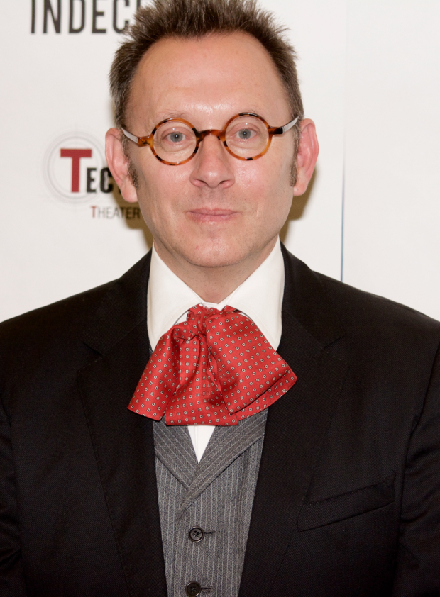 <p>Michael Emerson returned to the role he originated, Oscar Wilde, in the Tectonic Theatre Project&#39&#x3B;s one-night-only reading of <em>Gross Indecency</em>.</p><br />(© Kristin Goehring)
