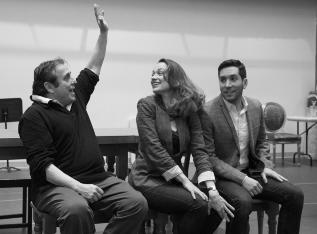 <p>Michael McCormick, Lianne Marie Dobbs, and Zachary Prince complete the cast.</p><br />(© David Gordon