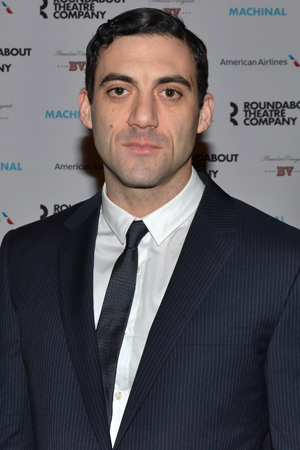 <p>Morgan Spector returns to Roundabout Theatre Company in the role of &quot&#x3B;Lover.&quot&#x3B;</p><br />(© David Gordon)