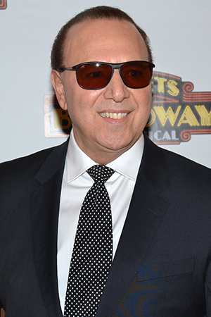 <p>Music industry mogul Tommy Mottola is ready to take on the bright lights of Broadway.</p><br />(© David Gordon)