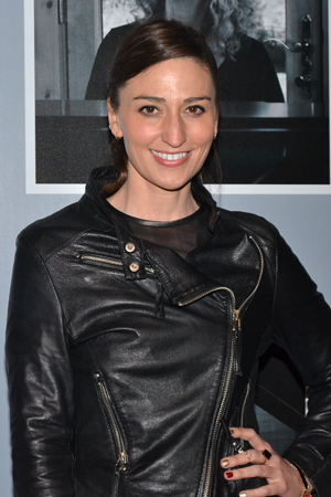<p>Music industry rising star Sara Bareilles is currently working on a musical adaptation of the film <em>Waitress</em>.</p><br />(© David Gordon)