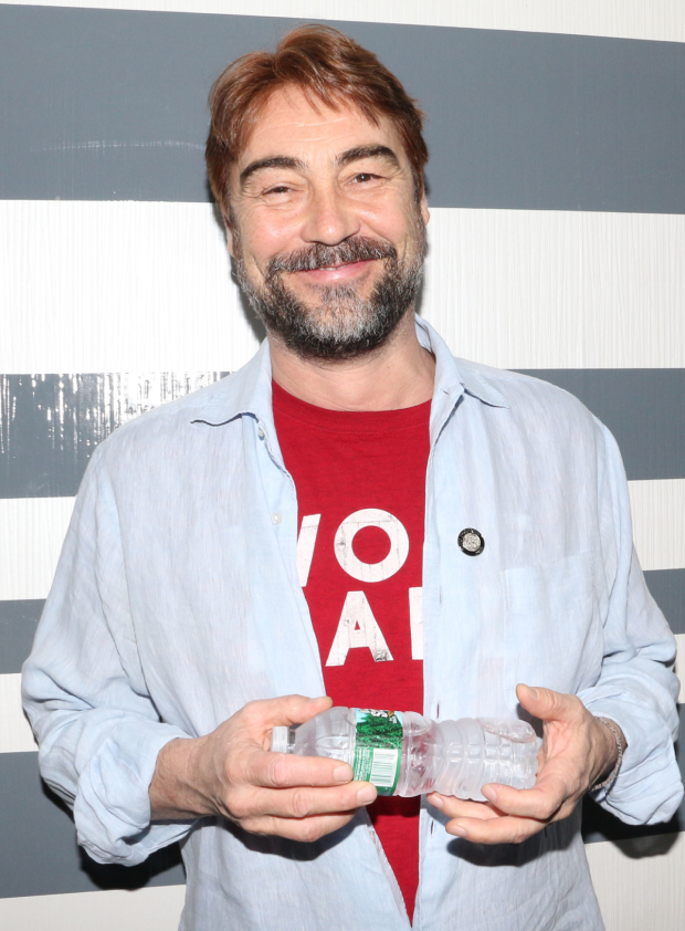 <p>Nathaniel Parker is pleased as punch to be nominated for his performance as King Henry VIII in <em>Wolf Hall Parts 1 &amp&#x3B; 2</em>.</p><br />(© David Gordon)