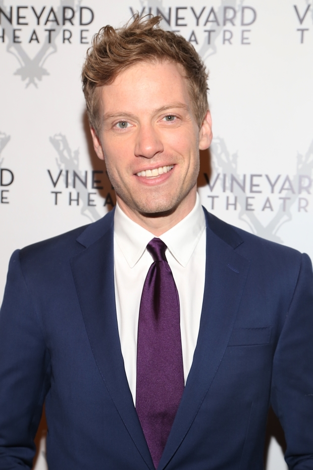<p><em>NCIS</em> star Barrett Foa made an appearance.</p><br />(© Tricia Baron)